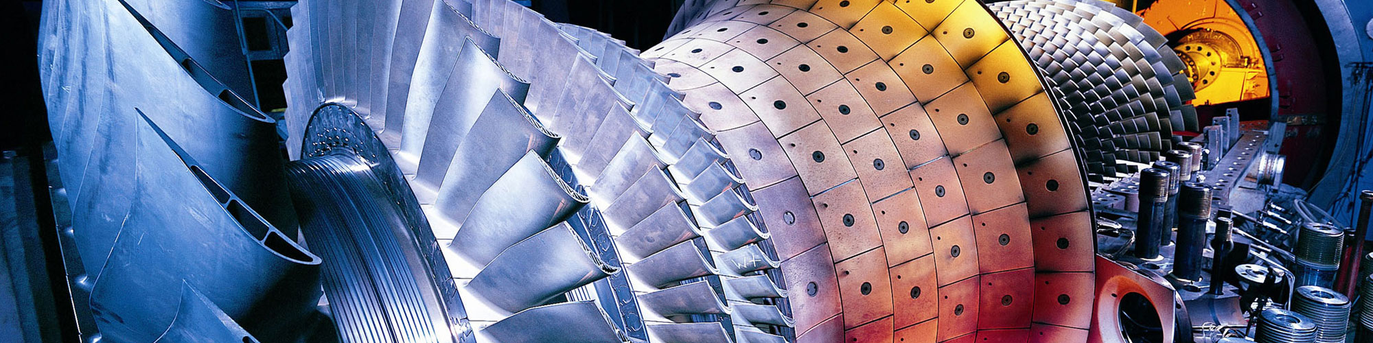 Energy Gas Turbines
