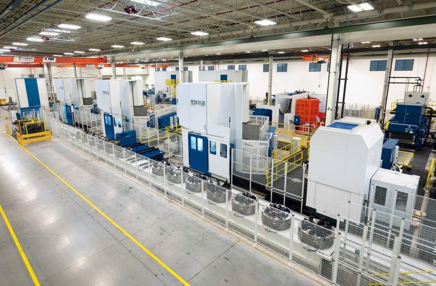flexible manufactoring system